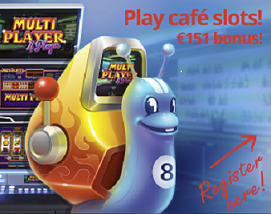 Bingo Cafe 120 Free Spins