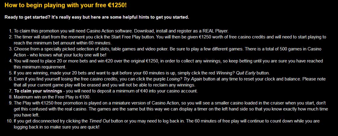 Latest Casino Bonuses Forum